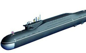 Tàu ngầm hạt nhân thế hệ mới nhất của Nga