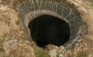 """Bí ẩn hố địa ngục ở Siberia cuối cùng đã có lời giải: """"Thủ phạm"""" là 7.000 túi CH4 khổng lồ"""