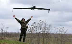 """Phó Thủ tướng Nga: UAV Nga """"vô hình"""", chấp tất cả các loại vũ khí hiện đại của phiến quân"""