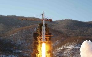 BQP Mỹ: Triều Tiên vừa phóng tên lửa nhưng thất bại