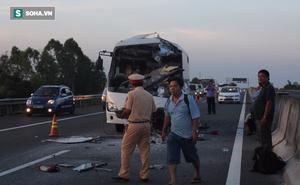 Tai nạn trên cao tốc Trung Lương, 5 người thương vong