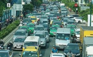 TP.HCM đánh giá lại tiêu chí không có ùn tắc vì xe vẫn nhúc nhích