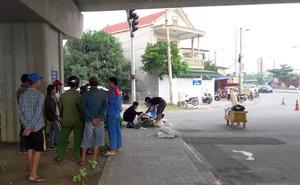 2 cha con bị xe tải kéo lê chết thảm trên đường thăm bà ngoại về