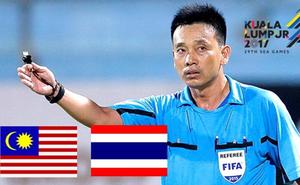 """Trọng tài Võ Minh Trí tiết lộ lý do bị """"lật kèo"""", không thể bắt trận chung kết SEA Games"""