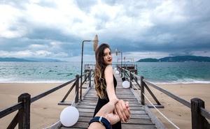 """Gặp lại Mai - """"bông hồng"""" lai Pháp xinh đẹp  mê mẩn Sơn Tùng M-TP"""