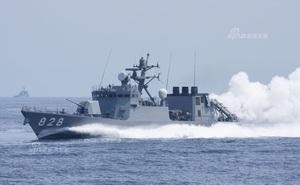 """Vì sao Hải quân Trung Quốc """"đặc biệt lo ngại"""" tàu tên lửa Hayabusa của Nhật Bản?"""