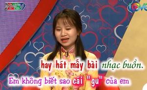 """Bạn muốn hẹn hò: Chàng trai vừa cất giọng hát, cô gái liền bị """"say nắng"""""""