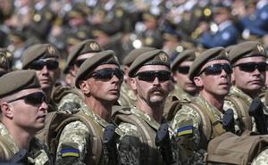 Tại sao lính Ukraine được phép.... để râu?