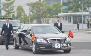 """Giải mật cơ quan bí ẩn """"cận vệ Trung Nam Hải"""" bảo vệ ông Tập Cận Bình ở Hà Nội"""