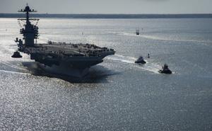 Chiến lược A2/AD của Nga-Trung có thắng được siêu tàu sân bay Mỹ?