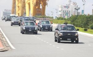 Chi tiết các tuyến đường bị hạn chế ở Hà Nội để phục vụ đón Tổng thống Mỹ Donald Trump