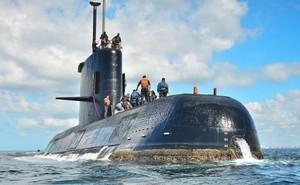 Tìm kiếm tàu ngầm Argentina mất tích: Gấp rút, rầm rộ nhưng hy vọng đang dần tắt