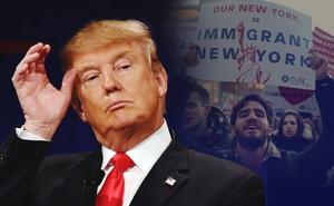 """Phản đối Trump, New York sẽ trở thành """"bang trú ẩn"""" cho người nhập cư?"""