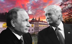 Putin sẵn sàng gặp Trump tại quê gốc của đệ nhất phu nhân Melania