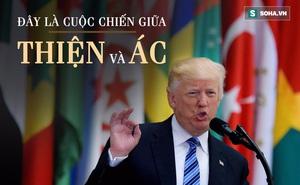 Toàn văn bài diễn thuyết lay động thế giới Hồi giáo của ông Trump tại Saudi Arabia