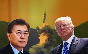 """Triều Tiên liên tục thử tên lửa, Mỹ - Hàn có dám """"động binh""""?"""