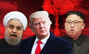 Hạn chót tới gần và nguy cơ Trump đẩy nước Mỹ vào hai cuộc khủng hoảng hạt nhân kinh hoàng