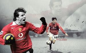 Sát thủ lợi hại nhất, nhưng cũng là vết nhơ không thể tẩy nổi trên màu áo đỏ Man United