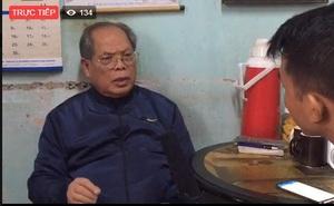 Livestream: PGS TS. Bùi Hiền đang trao đổi về đề xuất cải cách bảng chữ cái Tiếng Việt