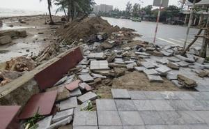 Thanh Hóa báo cáo chính thức con số thiệt hại do bão số 10