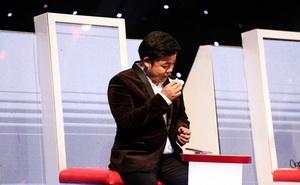 Màn trình diễn xúc động của thí sinh Thần tượng bolero khiến Quang Lê bật khóc