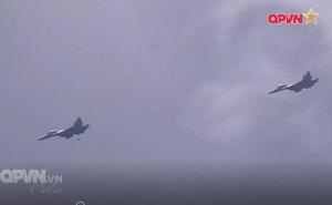 Quân chủng PK-KQ tổ chức thành công ban bay bắn, ném bom