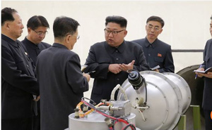 """Chuyên gia TQ: """"Nếu đã có bom nguyên tử thì bom H, về cơ bản, chỉ là vấn đề tin học"""""""