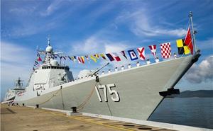 Tiết lộ mức giá của các mẫu tàu chiến hiện đại nhất Trung Quốc