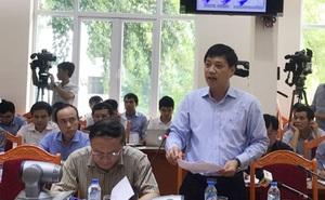 """""""Các tỉnh Nghệ An, Hà Tĩnh, Quảng Bình, Quảng Trị chịu ảnh hưởng trực tiếp của bão số 10"""""""