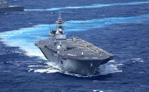 Hải quân Nhật Bản đã trở nên lợi hại nhất châu Á như thế nào?