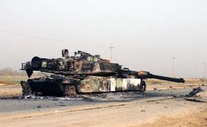 """Chấp T-14 Armata Nga: Mỹ vẫn """"ngồi im câu cá"""" với xe tăng M1 Abrams - Động thái đáng ngờ?"""