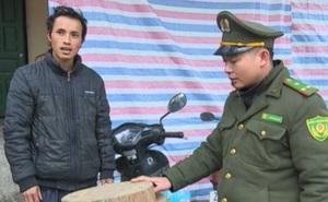 Chi Cục trưởng Kiểm lâm Hà Giang nói về vụ bắt giữ người vận chuyển 2 thớt gỗ
