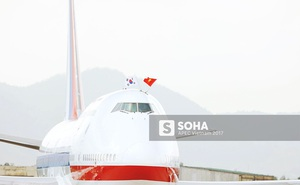 Cờ Việt Nam nổi bật trên máy bay chở lãnh đạo Hàn Quốc, gương mặt mới của APEC