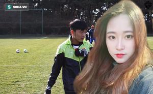 Fan Gangwon xinh đẹp nói điều ngọt ngào về Xuân Trường