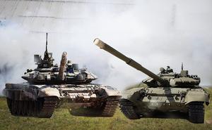 Mua T-72 nâng cấp từ Ukraine để phối hợp tác chiến cùng T-90, tại sao không?