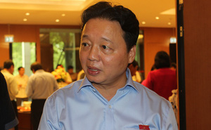 """Bộ trưởng Trần Hồng Hà: """"Sự cố nổ lò vôi ở Formosa là đáng tiếc nhưng không nguy hiểm"""""""