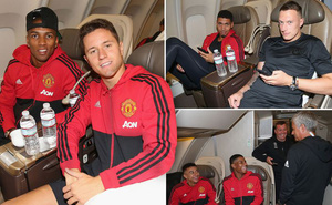 Man United chính thức lên đường sang Los Angeles, danh sách du đấu chưa có Lukaku
