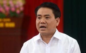 """Chủ tịch Chung: Nắng nóng kỷ lục ở Hà Nội có nguyên nhân """"lấp ao hồ, chặt cây xanh"""""""