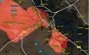 Syria cùng quẫn phản kích khi Deir ezZor bị cắt đôi
