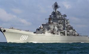 11 tàu chiến Nga được phép xuất hiện cùng một lúc ở cảng Tartus của Syria
