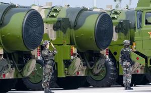 Nga bình thản khi Trung Quốc triển khai tên lửa liên lục địa gần biên giới