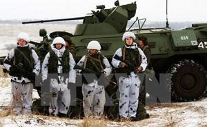 Quân đội Nga tiết lộ lượng vũ khí tiên tiến tiếp nhận trong năm 2016