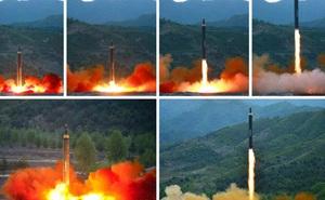 Triều Tiên thử tên lửa, có thể là ICBM, tân Tổng thống Hàn Quốc triệu tập họp khẩn
