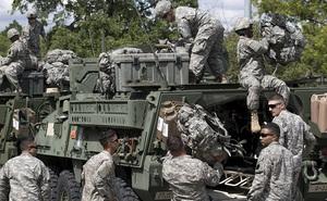 """""""Quân đội Mỹ sẵn sàng đột kích sâu bên trong lãnh thổ Nga"""""""