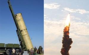 Nga bắn thử tổ hợp tên lửa đánh chặn A-135 Amur