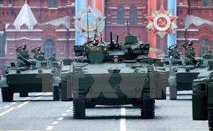 Tướng NATO e ngại sức mạnh quân sự ngày càng tăng của Nga