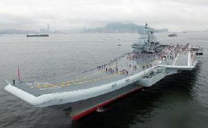 Ấn Độ sốt ruột vì thua kém hải quân Trung Quốc