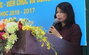 Vụ nữ Phó chủ tịch quận Thanh Xuân: Đang yêu cầu giải trình