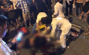 Thanh niên bị 2 côn đồ truy sát, đâm gục trong đêm vì chuyện tiểu bậy?