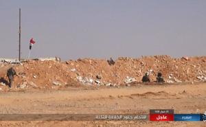 Quân đội Syria lại hứng chịu thất bại đáng xấu hổ trước IS